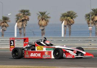 Facundo Ardusso. Fórmula Renault 1.6-