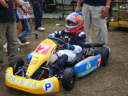 Karting 125cc directo.
