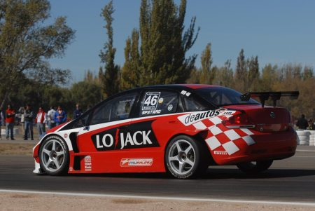 Auto FIAT Pro Racing II
