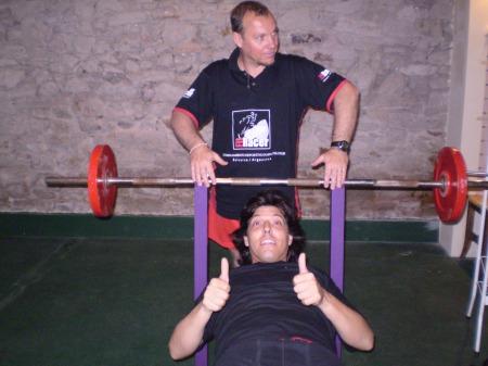 Control y Supervisión personalizada de los ejercicios.