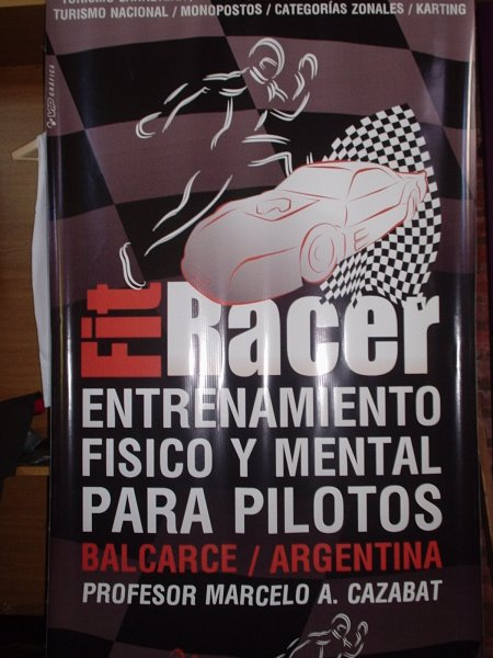 Fit racer Balcarce - Argentina.