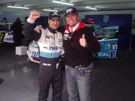 Emiliano Spataro- Campeón Top Race V6 2008-2009.