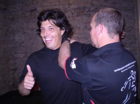 Gaston Mazzacane. Ex-F1 Driver Fórmula caminhões e Brasil. Piloto Top Race V6. Argentina.